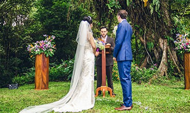 what to wear to a wedding in costa rica