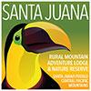 Santa Juana Rural Mountain Adventure Lodge & Nature Reserve, Santa Juana, Central Pacific Mountains