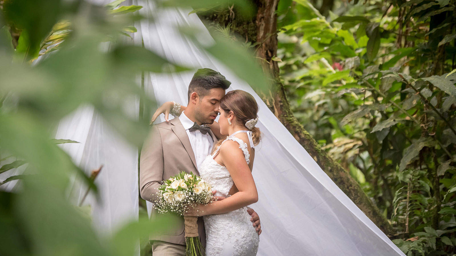 Double wedding soundtrack - Double Wedding Soundtrack The Cloud Forest